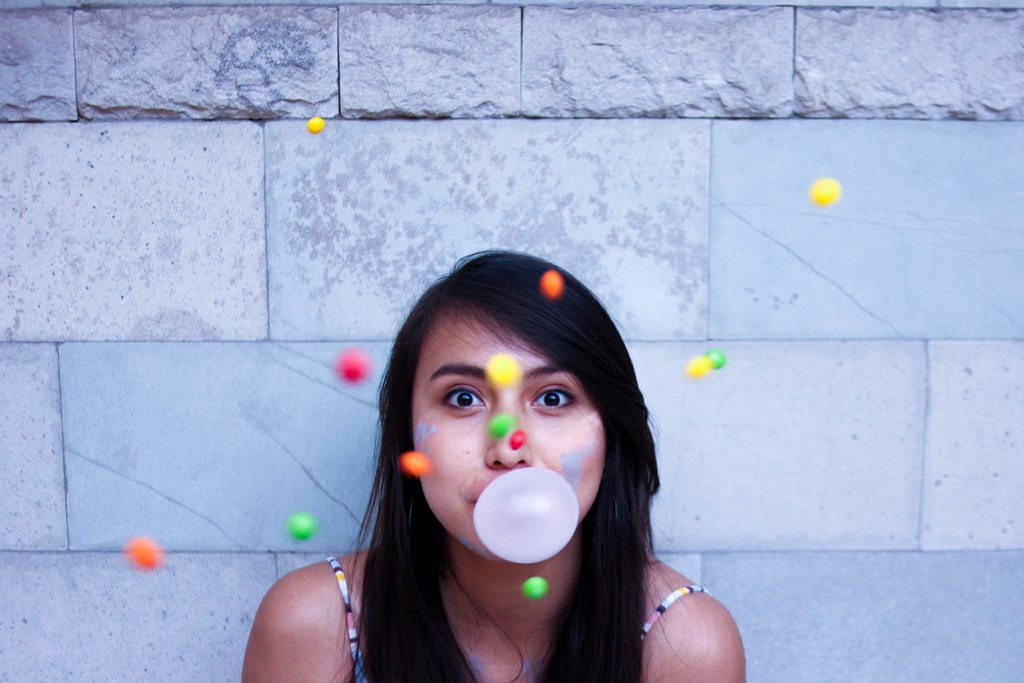Chewing Gum – Can it stick to your intestines?