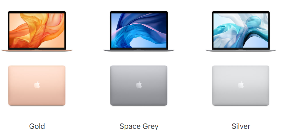 Apple has corrected it's mistake in MacBook Air 2020