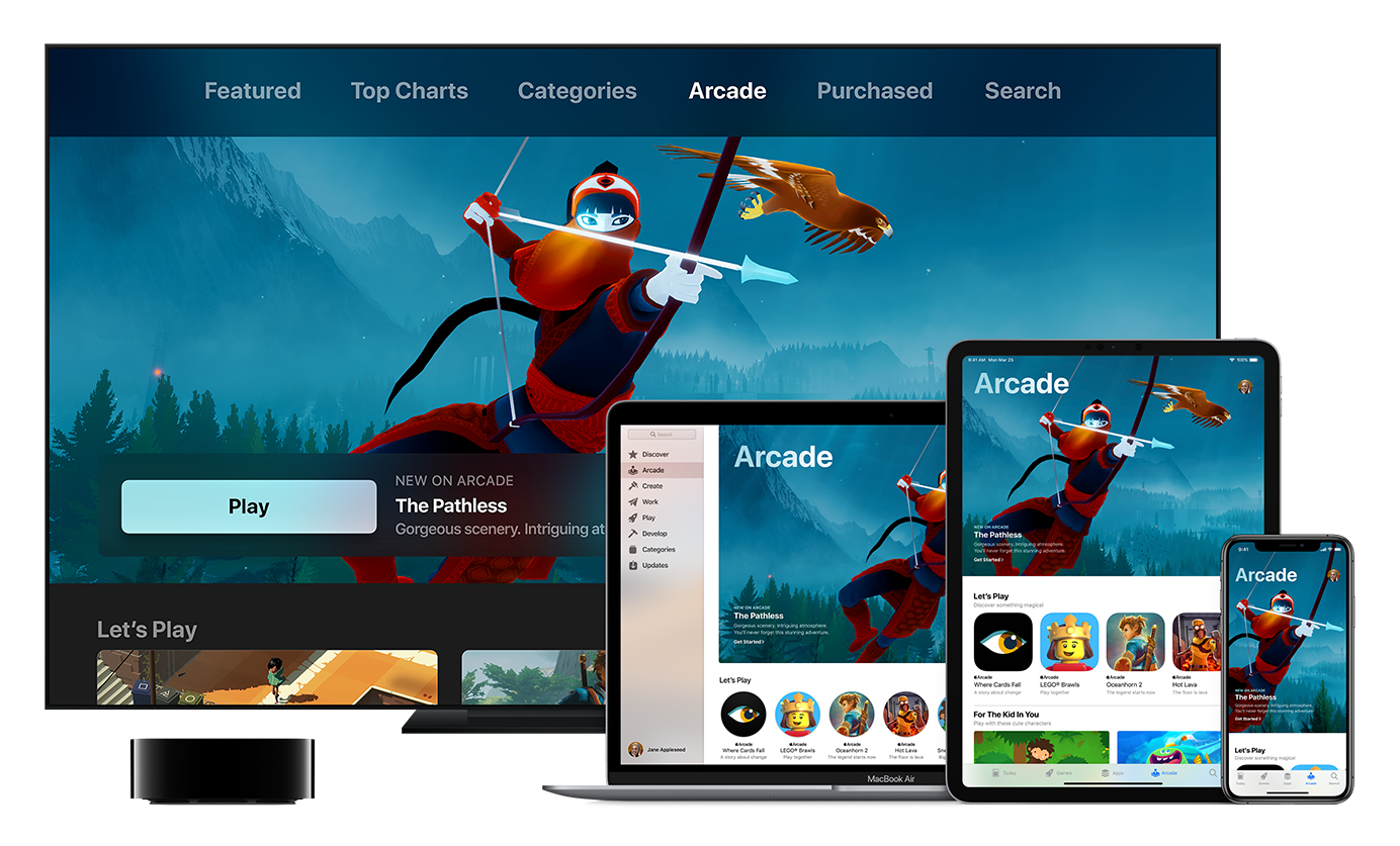 Complete Guide To Apple Arcade