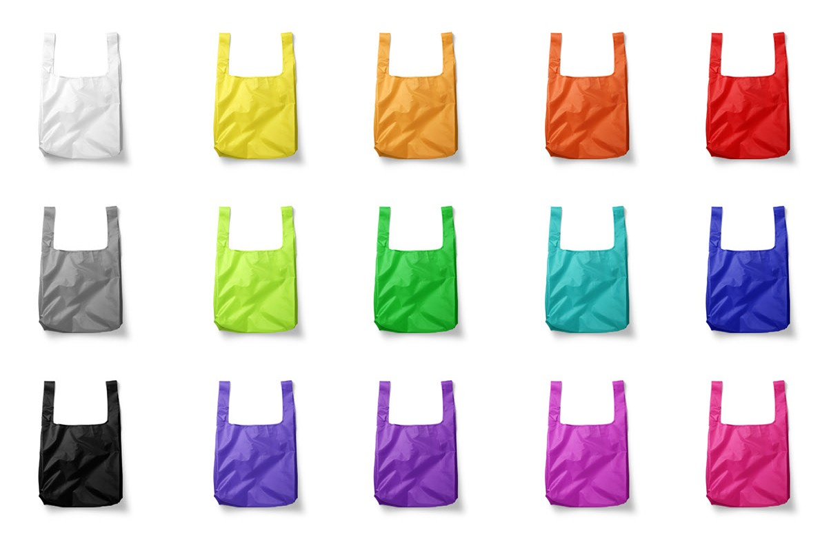 Plastic bag is better than paper & cotton bags w.r.t carbon footprint.