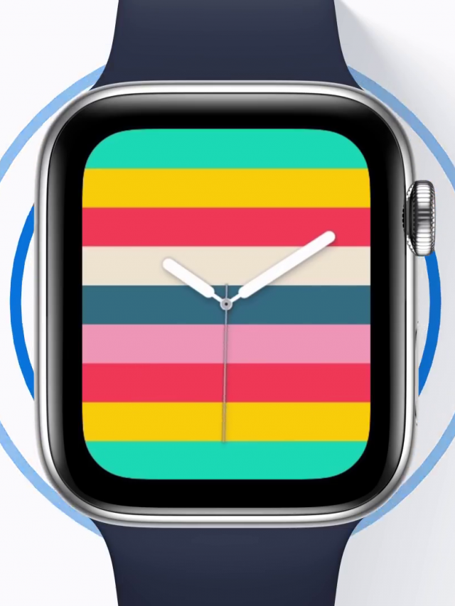 How to use Taptic Time on Apple Watch?
